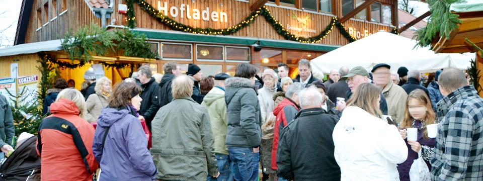 Weihnachtsmarkt Titel