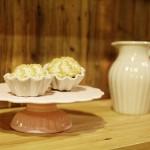 Torten und Kuchen schön präsentiert