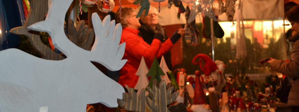 Ho, ho, ho: Weihnachtsmarkt!